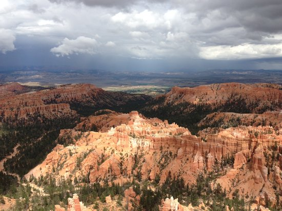Bryce View Lodge: Brice Canyon 4