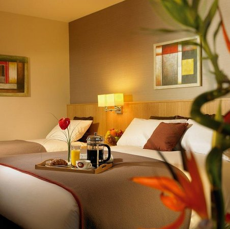 CityNorth Hotel & Conference Centre: Deluxe Accommodation