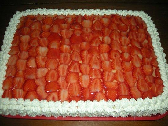 Agriturismo Da Fioro: torte