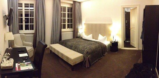 Schloss Kartzow: Zimmer