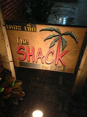 The Shack Bar And Grill: The Shack
