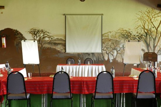 Kilaguni Serena Safari Lodge: Conference
