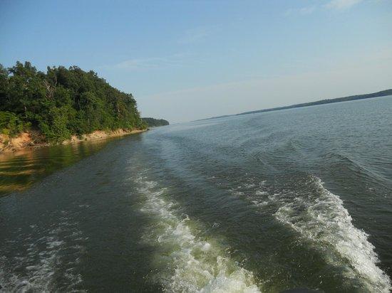 Kentucky Lakes / Prizer Point KOA: Lake Barkley