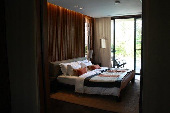 Muthi Maya Forest Pool Villa Resort: Bedroom