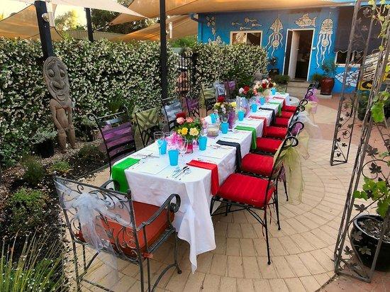 فاتو سانكتشويري: Vatu Sanctuary: great venue for small groups...