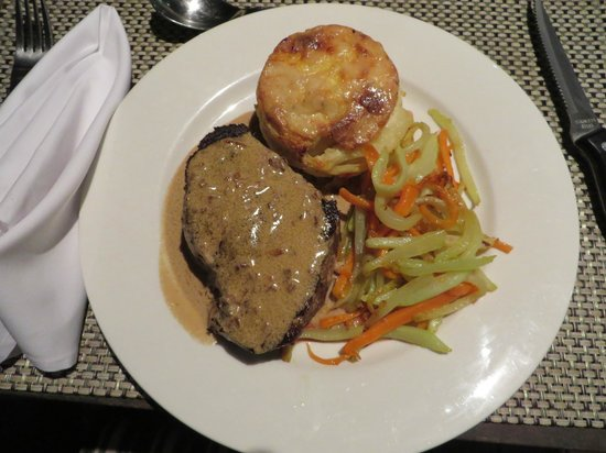 Barrier Beach Resort: Wonderful and tasty food