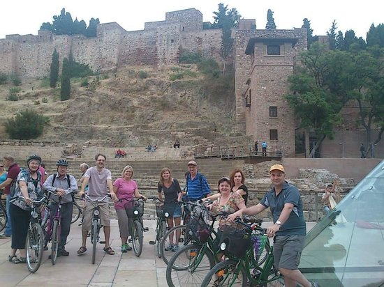 Malaga Bike Tours by Kay Farrell: October 2013 Malaga Bike Tour