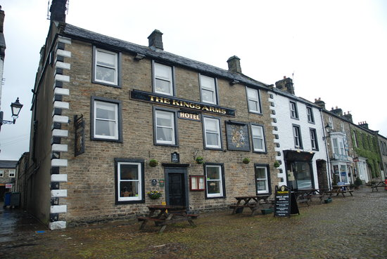 Kings Arms Hotel: The King's Arms Hotel