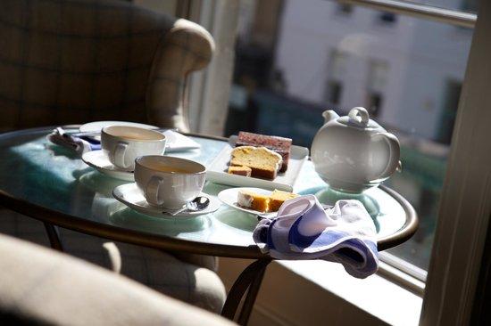Clayton's Kitchen: Afternoon tea