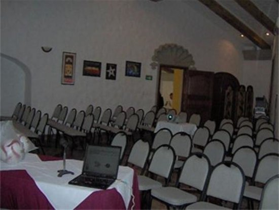 Hotel Argento: Meeting Room