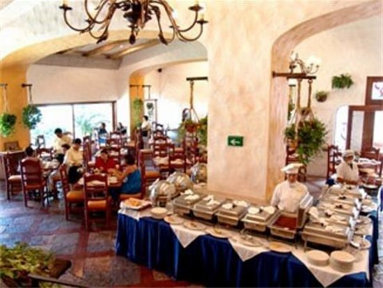 Hotel Argento: Restaurant