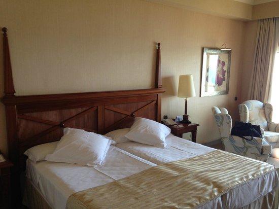 Gran Hotel Elba Estepona & Thalasso Spa: Chambre