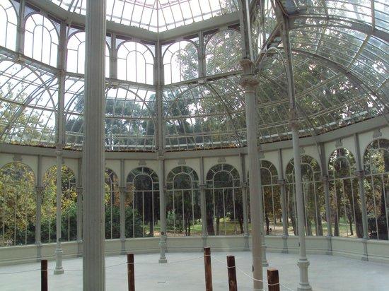 Casa de Campo: El palacio de cristal