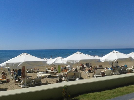 Barut Acanthus & Cennet: The beach