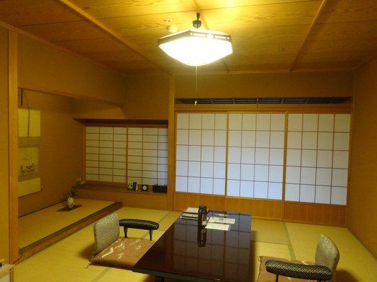 Dogo Onsen Yamatoya Honten: 部屋