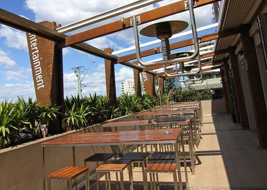 Quality Hotel Sands Narrabeen: Terrace