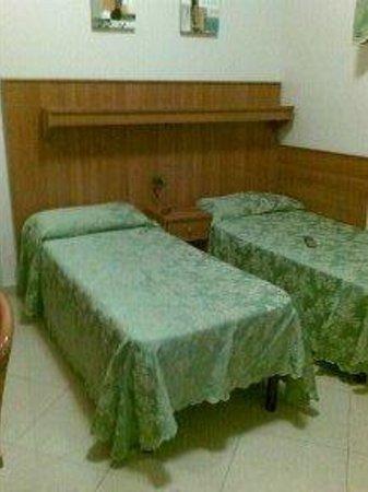 Hotel Papa Germano : la camera tripla senza bagno