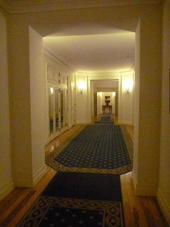 Hôtel du Palais : Hotel Etagen