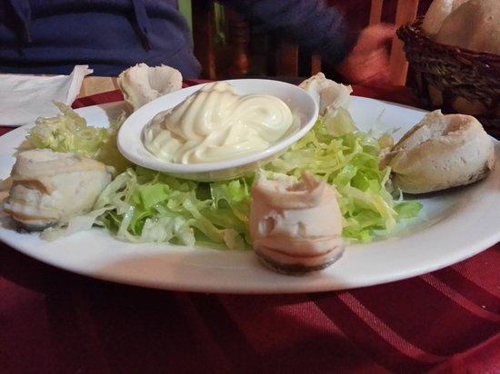 La Pica de Martin: Great value abalones