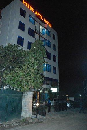 Helde Apartment  Hotel