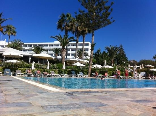 Nissi Beach Resort: Pool