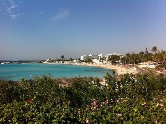 Nissi Beach Resort : Nissi Beach