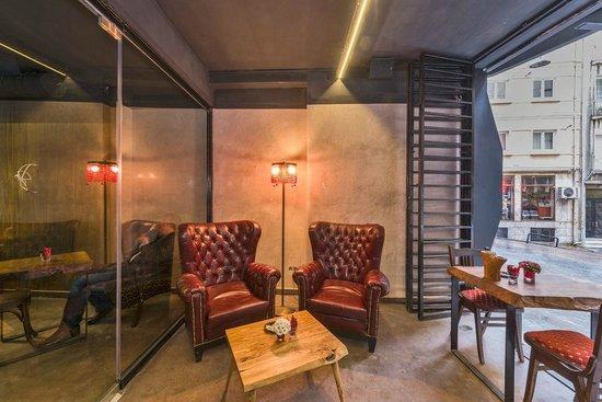 Suiteness Taksim Hotel: RESTAURANT