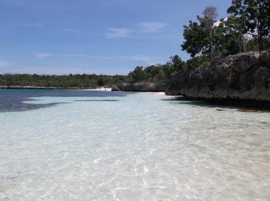 Paradisus Rio de Oro Resort & Spa : Spa beach