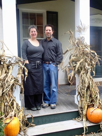 Warm Welcome to the Black Sheep Inn by Owners, Debbie & Marc