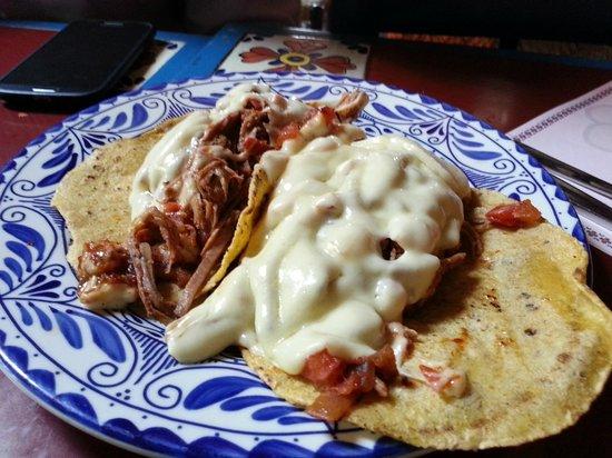Taqueria El Ranchero : Tacos # 3