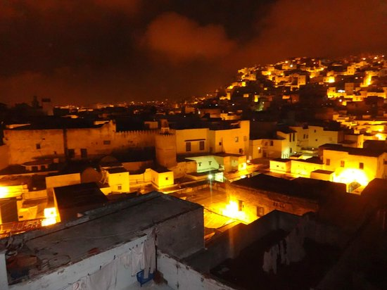 Riad Dalia Tetouan : View from the roof