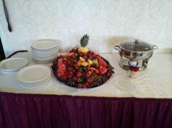 The Lakeside Inn: Banquet