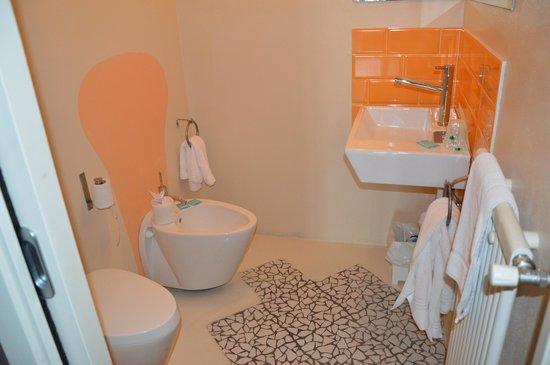 Hotel Aracoeli: Il bagno