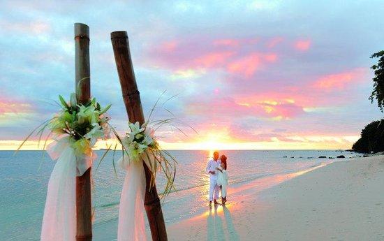 Angsana Balaclava Mauritius: Wedding