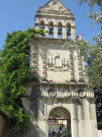 كيفالونيا, اليونان: Монастырь Святого Герасима