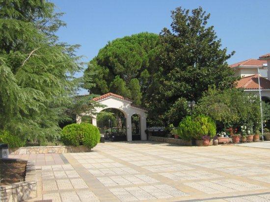 Kefalonia, Griechenland: Монастырь Святого Герасима