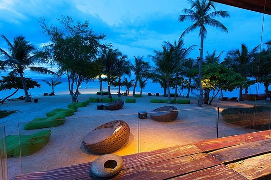W Retreat Koh Samui: View from Sip Bar