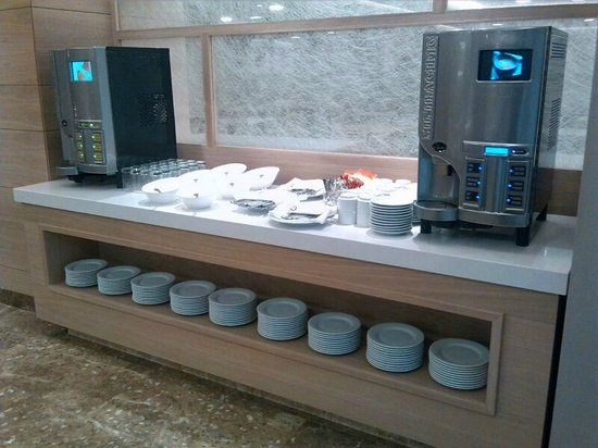 Hotel Gelmirez: buffet