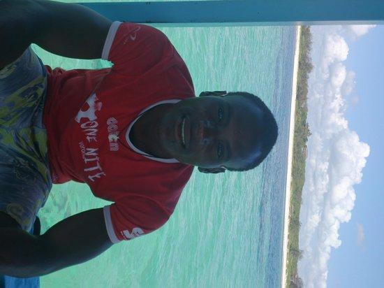 Jacaranda Beach Resort: Dalmas