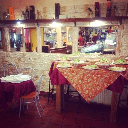 Pizzeria il portico di san donato bologna ristorante for Il portico pizzeria bologna