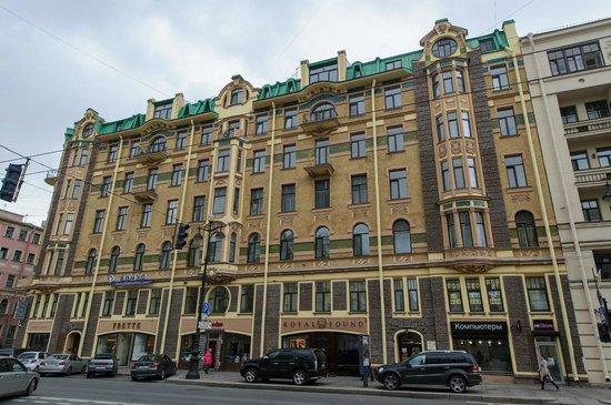 Photo of Stary Nevsky Hotel St. Petersburg