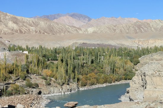 Alchi Monastary: The Great Indus