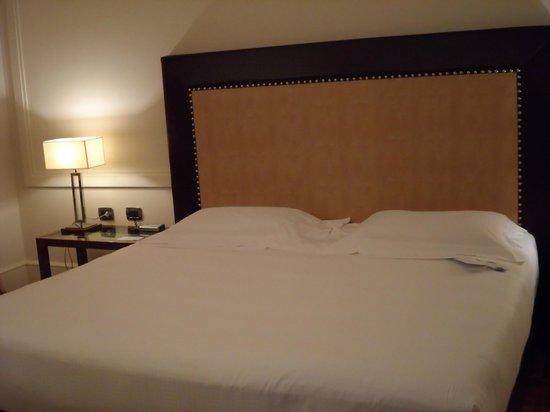 UNA Hotel Roma: Bedroom