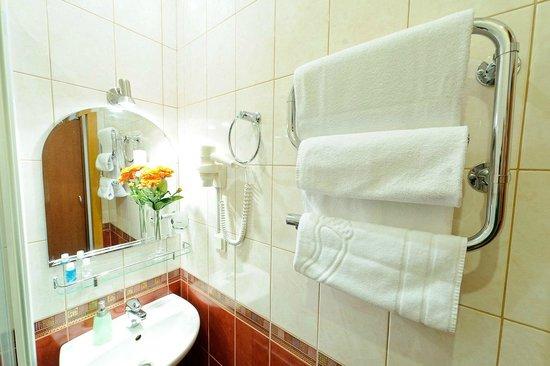 Stary Nevsky Hotel: Ванная