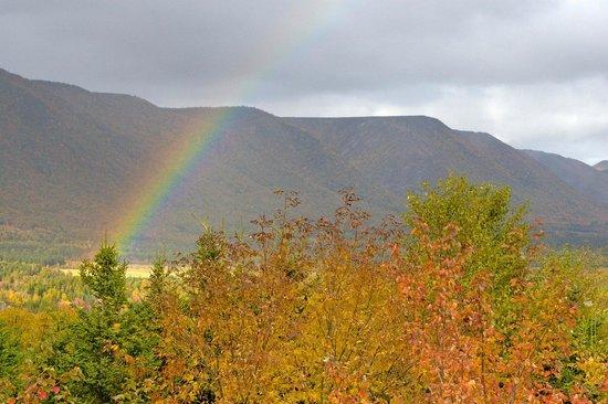 Cabot Trail : Rainbow