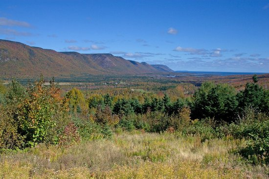 Cabot Trail : Valley