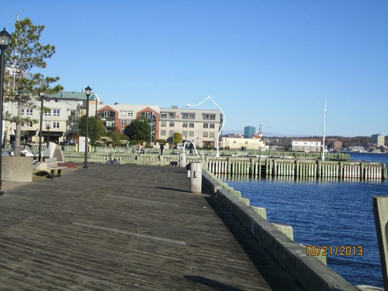 The Westin Nova Scotian: Nearby Harbor