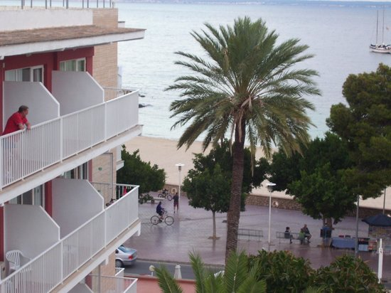 Hotel Tropico Playa: reception area