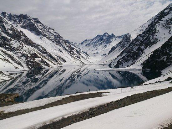 Ski Portillo : Laguna Del Inca