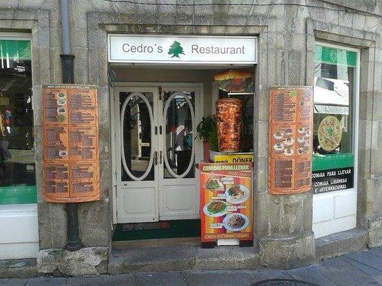 Restaurante cedros restaurant en santiago de compostela - Cocinas en santiago de compostela ...